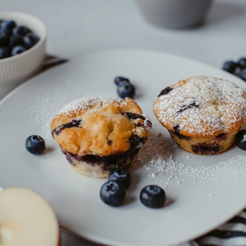 2019-10-02 - Apfel Blaubeer Muffins-3