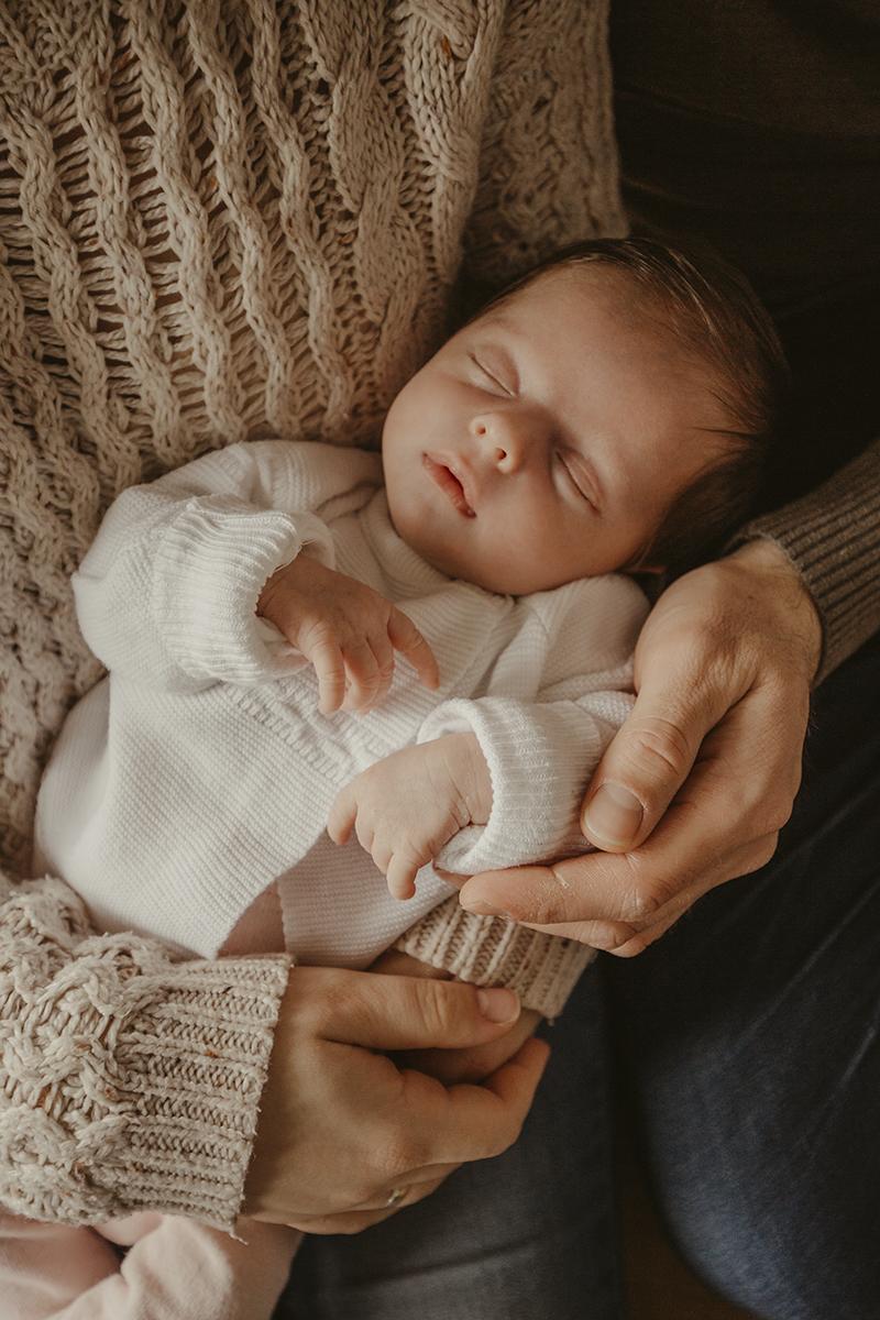 Newborn Homeshooting