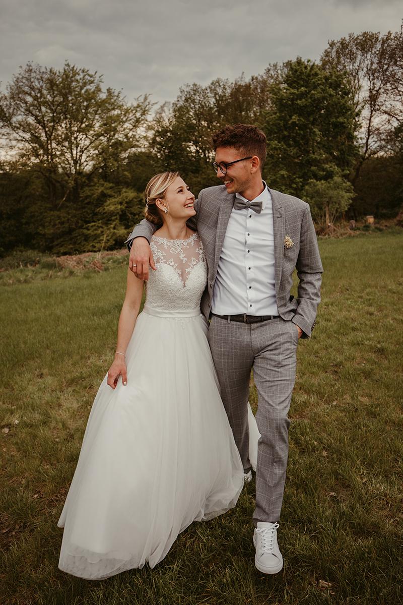 Hochzeitsfeier in Witten